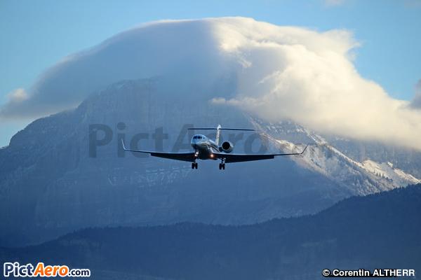 Gulfstream G650 (VIPJet Ltd)