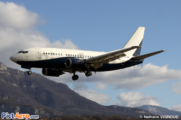 Boeing 737-505 (Air X Charter Ltd)