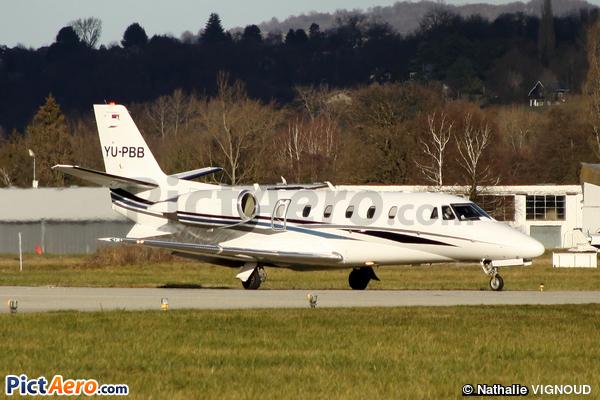 Cessna 560XL Citation Excel/XLS (Stuttgarter Flugdienst (SFD))