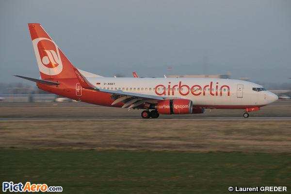 Boeing 737-76N (Air Berlin)