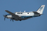 Beechcraft C90 King Air (HB-GJH)