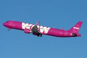Airbus A321-211/WL (TF-CAT)