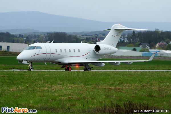 Bombardier BD-100-1A10 Challenger 300 (Jetflite)