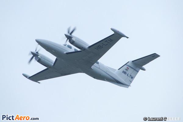 Piper PA-42-1000 Cheyenne 400LS (air-connect AG)