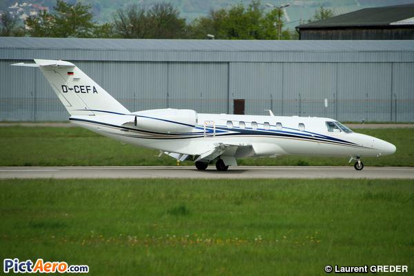 Cessena 525c Citation Cj4 D Cefa E Aviation Str By