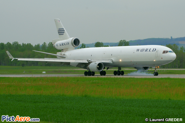 McDonnell Douglas MD-11/F (World Airways)