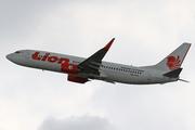 Boeing 737-8GP/WL (PK-LPS)