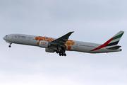 Boeing 777-31H/ER (A6-ECU)