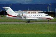 Canadair CL-600-2B16 Challenger 605 (S5-ADK)