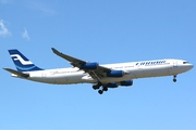 Airbus A340-311 (OH-LQA)