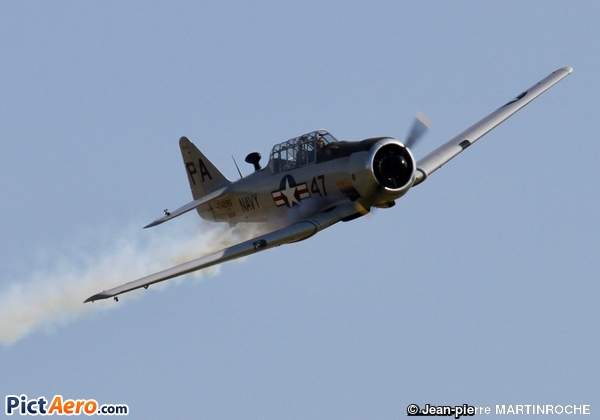 North American SNJ-5 Texan (Bastet Jacques)