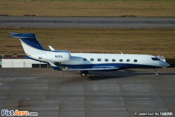 Gulfstream G650ER (Procter & Gamble)