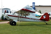 Aviat A-1C-180 Husky