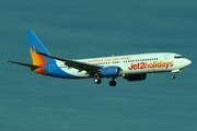 Boeing 737-8K5/WL (G-JZHA)