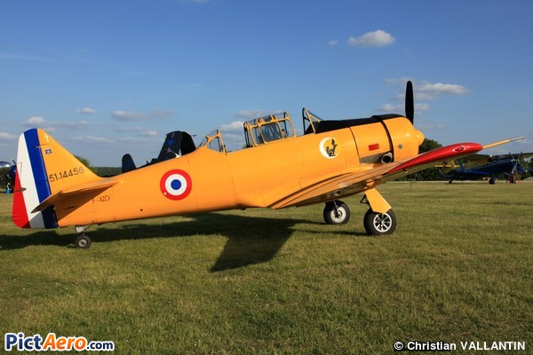 North American T-6G Texan (SOCIETE DE DEVELOPPEMENT ET DE PROMOTION DE L'AVIATION (SDPA))