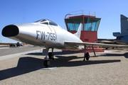 North American YF-100A Super Sabre (755)