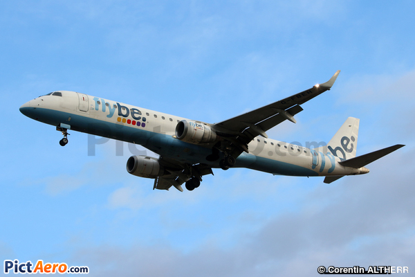 Embraer ERJ-190-200LR (Flybe)