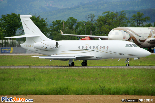 Dassault Falcon 2000 (Reliance Transport & Travel)