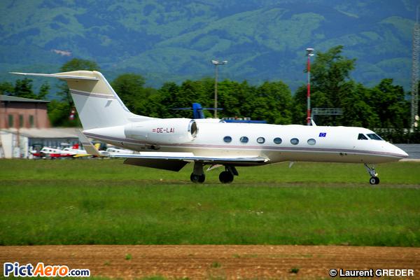 Gulfstream Aerospace G-IV-X Gulfstream G450 (Global Jet Austria)
