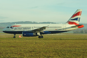 Airbus A319-131 (G-DBCG)