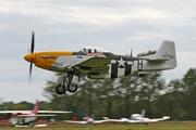 North American P-51D Mustang (G-BTCD)