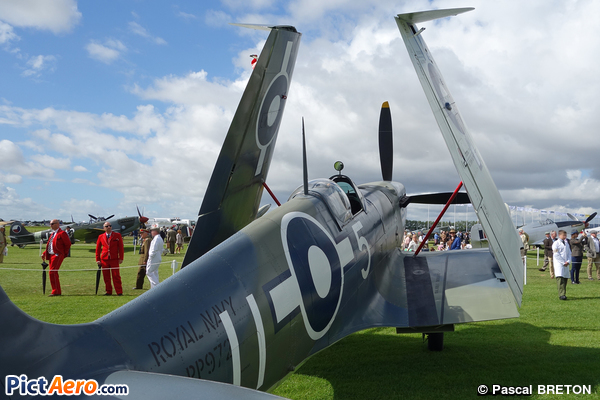 Seafire MK III (Royaume-Uni / Air Leasing)