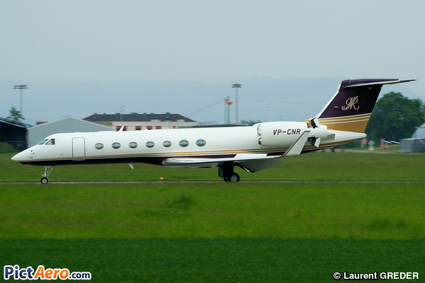Gulfstream Aerospace G-550 (G-V-SP) (Rashid Engineering)