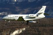 Dassault Falcon 2000EX (9H-DUV)