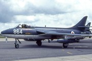 Hawker Hunter GA.11 (XE689/864)