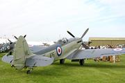 Seafire Mk.XVII (G-KASX)