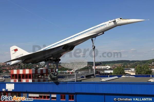 Tupolev Tu-144 (Aeroflot)