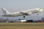 Airbus A320-214/CJ (HZ-SKY3)