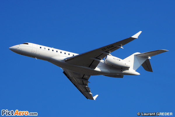 Bombardier BD-700-1A10 Global 6000 (Inconnu)