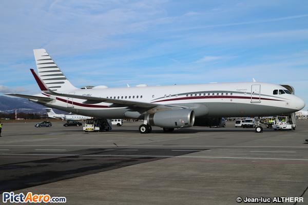 Airbus A320-232/CJ (Qatar - Amiri Flight)