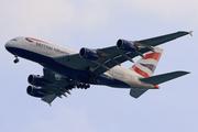 Airbus A380-841 (G-XLEJ)