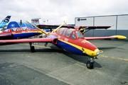 Fouga CM-170 Magister (F-GJMN)