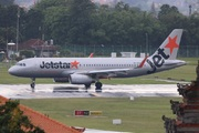 Airbus A320-232/WL (VH-VFO)