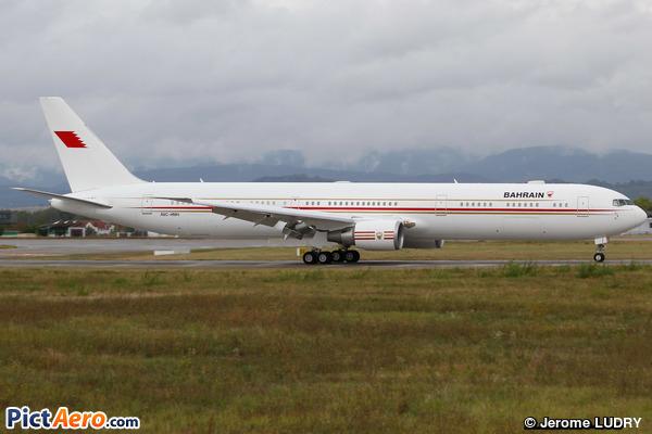 Boeing 767-4FS/ER (Bahrain - Royal Flight)