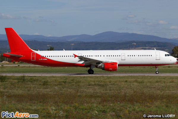Airbus A321-211 (Germania)