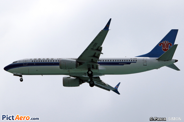 Boeing 737-8 Max (China Southern Airlines)