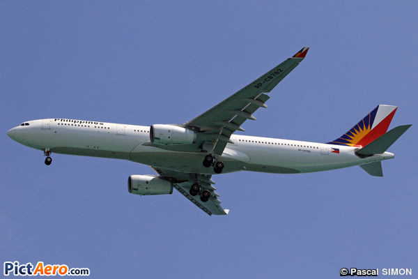Airbus A330-343X (Philippine Airlines)