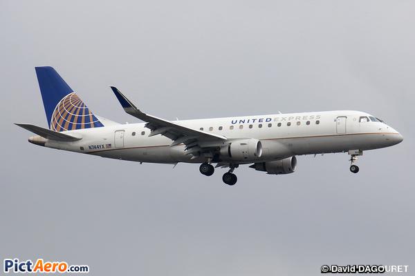 Embraer ERJ-175LR (Republic Airlines)