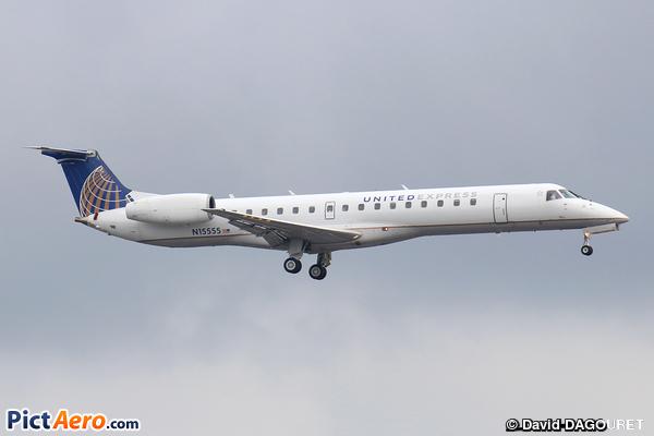 Embraer ERJ-145LR (United Express (Express Jet Airlines))