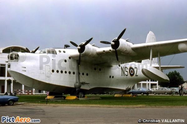 Short S-25 Sandringham 6 (Royal Air Force Museum Hendon)