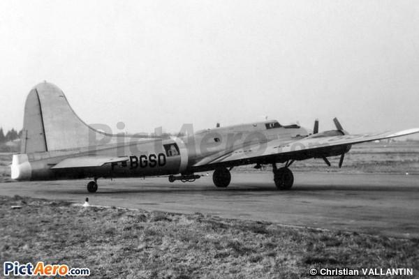 B-17G-85-VE (Musée de l'Air et de l'Espace du Bourget)