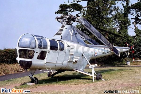 Westland Dragonfly HR5 (Torbay Aircraft Museum Paignton)