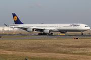 Airbus A340-642 (D-AIHL)