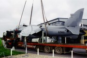Hawker Siddeley Harrier GR3 (XZ995)
