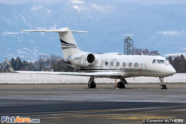 Gulfstream Aerospace G-IV Gulfstream G-400 (Executive Jet Shares Inc)