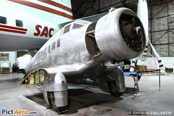 Northrop Delta 1D (Airline History Museum Kansas City MO)